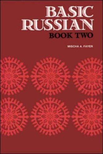 Basic Russian, Book Two, Education, Mcgraw-Hill