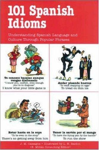 Download 101 Spanish idioms