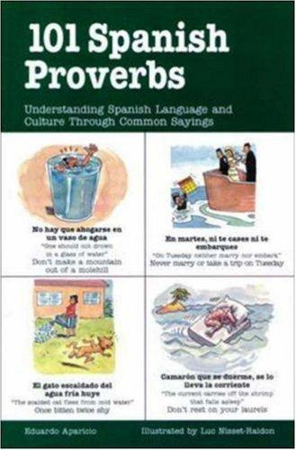 Download 101 Spanish proverbs