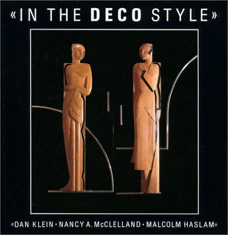 Image for In the Deco Style