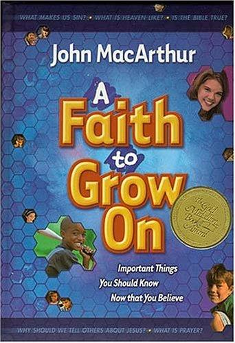 Download A faith to grow on