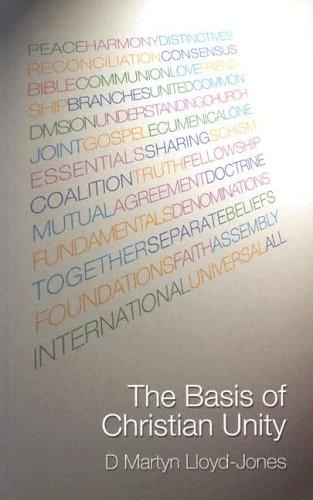 Download The Basis of Christian Unity