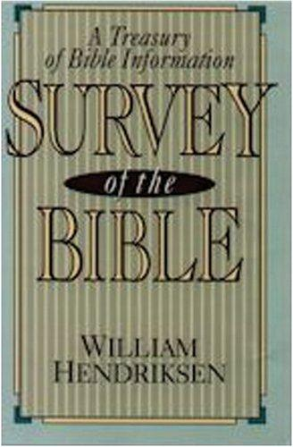 Survey of the Bible: