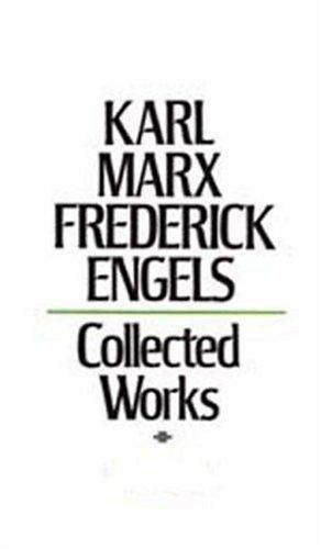 Karl Marx, Frederick Engels