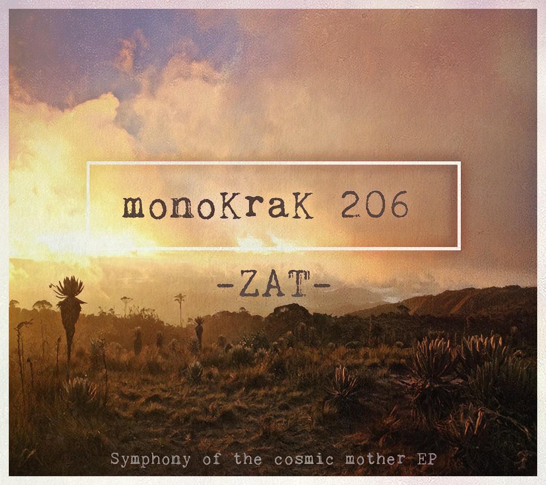 monoKraK 206 cover