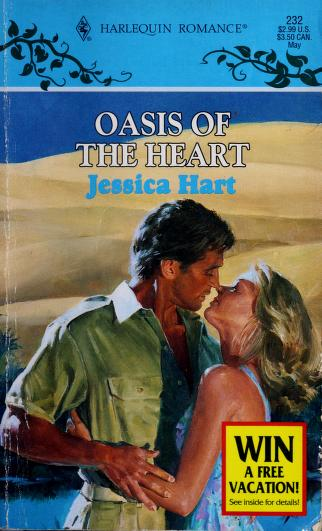 Cover of: Oasis of the Heart (Harlequin Romance, #232) |
