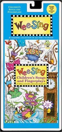 Wee Sing Children's Songs and Fingerplays by Susan Hagen Nipp