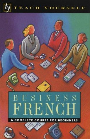 Business French by Barbara Coultas