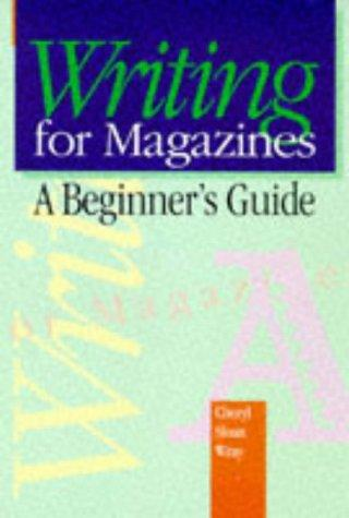 Writing for magazines