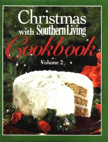 Christmas With Southern Living Cookbook by Southern Living