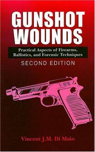 Gunshot wounds by Vincent J. M. Di Maio