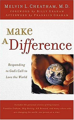 Make a Difference by Graham, Billy